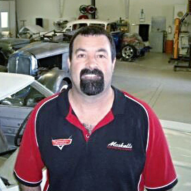 Biz Admin Solutions client Greg Maskell from Maskells Customs and Classics